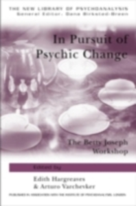 Ebook in inglese In Pursuit of Psychic Change -, -
