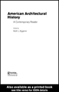 Ebook in inglese American Architectural History