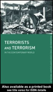 Ebook in inglese Terrorists and Terrorism Whittaker, David J.