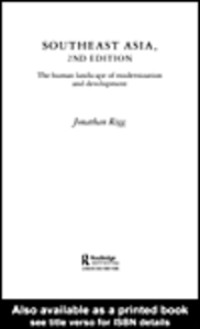 Ebook in inglese Southeast Asia Rigg, Jonathan