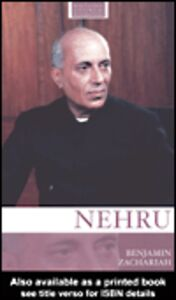 Foto Cover di Nehru, Ebook inglese di Benjamin Zachariah, edito da