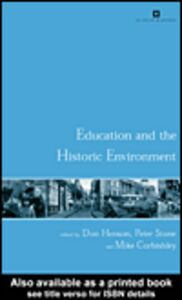Ebook in inglese Education and the Historic Environment