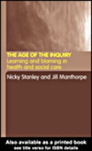 Ebook in inglese The Age of the Inquiry