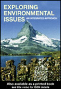 Ebook in inglese Exploring Environmental Issues Kemp, David D.