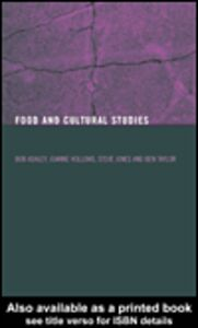 Foto Cover di Food and Cultural Studies, Ebook inglese di AA.VV edito da