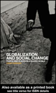 Ebook in inglese Globalization and Social Change Perrons, Diane