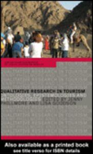 Ebook in inglese Qualitative Research in Tourism