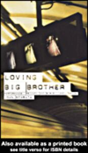 Ebook in inglese Loving Big Brother McGrath, John