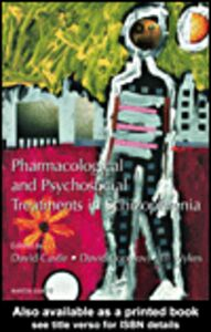 Foto Cover di Pharmacological and Psychosocial Treatments in Schizophrenia, Ebook inglese di AA.VV edito da