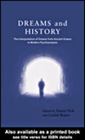 Dreams and History