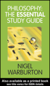Ebook in inglese Philosophy Warburton, Nigel