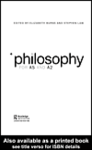 Ebook in inglese Philosophy for AS and A2