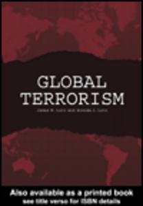 Ebook in inglese Global Terrorism Lutz, Brenda J. , Lutz, James M.