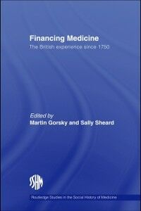 Ebook in inglese Financing Medicine -, -