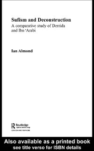 Ebook in inglese Sufism and Deconstruction Almond, Ian