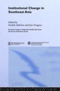 Ebook in inglese Institutional Change in Southeast Asia