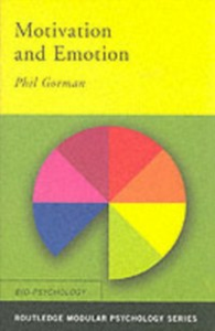 Ebook in inglese Motivation and Emotion Gorman, Philip