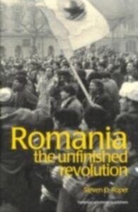 Foto Cover di Romania, Ebook inglese di Stephen D. Roper, edito da Taylor and Francis