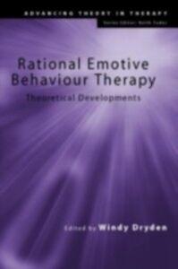 Foto Cover di Rational Emotive Behaviour Therapy, Ebook inglese di  edito da Taylor and Francis