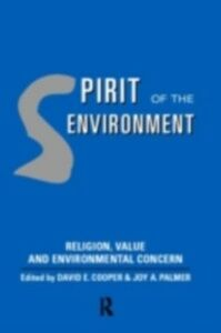Ebook in inglese Spirit of the Environment