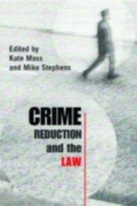 Foto Cover di Crime Reduction and the Law, Ebook inglese di  edito da Taylor and Francis