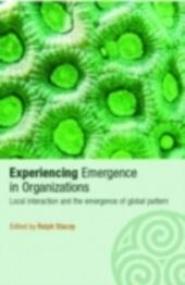 Experiencing Emergence in Organizations