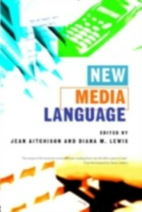 Ebook in inglese New Media Language -, -