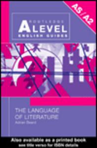 Ebook in inglese The Language of Literature Beard, Adrian