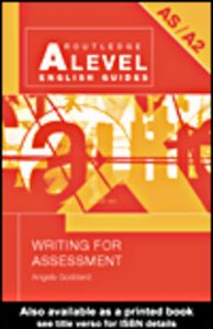 Foto Cover di Writing for Assessment, Ebook inglese di Angela Goddard, edito da