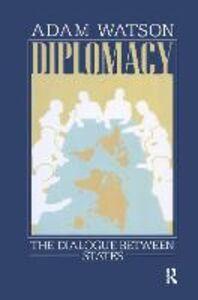 Foto Cover di Diplomacy, Ebook inglese di  edito da Taylor and Francis
