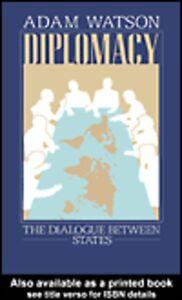 Ebook in inglese Diplomacy Watson, Adam