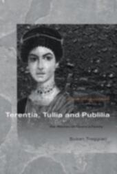 Terentia, Tullia and Publilia