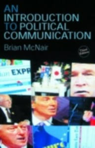 Ebook in inglese Introduction to Political Communication McNair, Brian