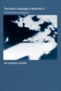 Ebook in inglese Pacific Campaign in World War II Johnson, William Bruce