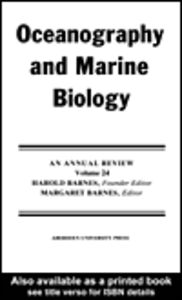 Ebook in inglese Oceanography And Marine Biology