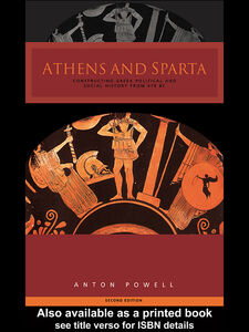 Ebook in inglese Athens and Sparta Powell, Anton