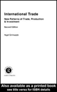 Ebook in inglese International Trade Grimwade, Nigel
