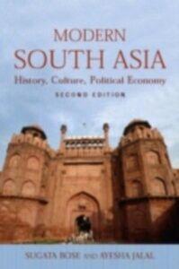 Ebook in inglese Modern South Asia Bose, Sugata , Jalal, Ayesha