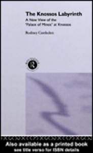 Ebook in inglese The Knossos Labyrinth Castleden, Rodney