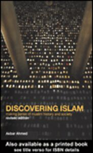 Ebook in inglese Discovering Islam Ahmed, Akbar S.