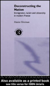 Ebook in inglese Deconstructing the Nation Silverman, Maxim