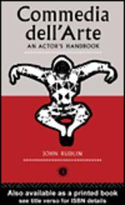 Foto Cover di Commedia Dell'Arte, Ebook inglese di John Rudlin, edito da