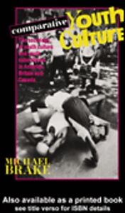 Ebook in inglese Comparative Youth Culture Brake, Mike
