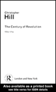 Ebook in inglese The Century of Revolution Hill, Christopher