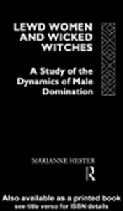 Ebook in inglese Lewd Women and Wicked Witches Hester, Marianne