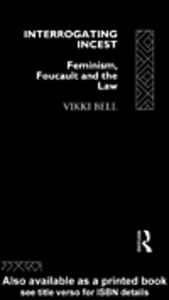 Ebook in inglese Interrogating Incest Bell, Vikki