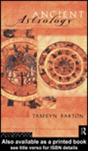 Ebook in inglese Ancient Astrology Barton, Tamsyn