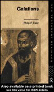 Ebook in inglese Galatians Esler, Philip F.
