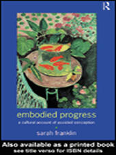 Embodied Progress