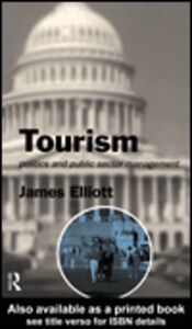 Ebook in inglese Tourism Elliott, James